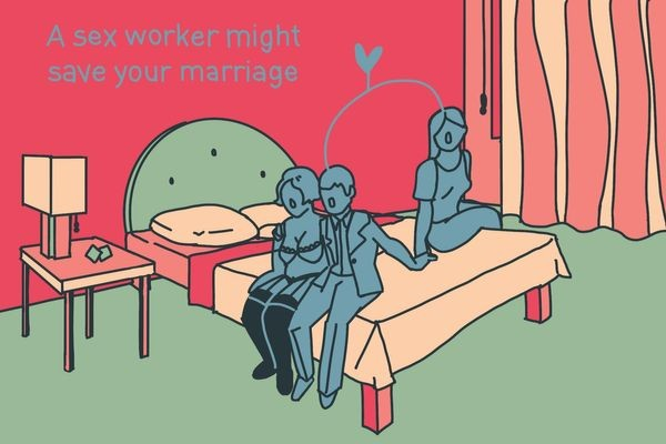 Are sex workers saving your marriage?