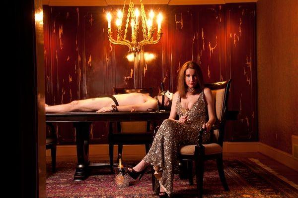 A Tryst with Atlanta's Mistress Ayn