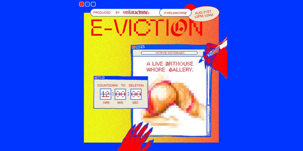 E-viction: The sex worker digital art show delving into the dangers of online censorship