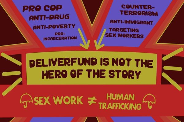 How Does DeliverFund Address Human Trafficking?